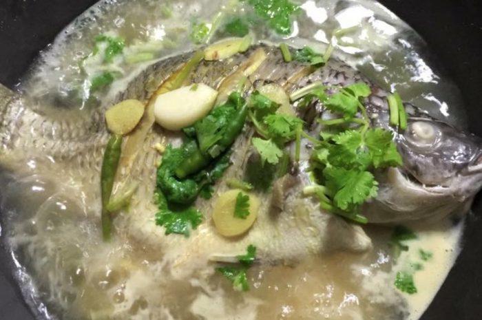တလားပီးယား ငါးသံပုရာဟင္း