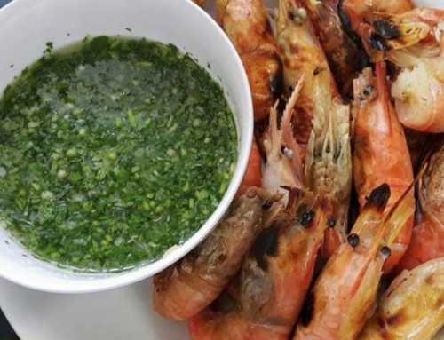 ပင္လယ္စာနွင့္ စားတဲ့ အခ်ဥ္ေရ (Seafood Dipping Sauce)