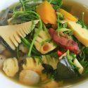 လယ္သမား ဟင္းခ်ိဳ - Farmer Soup (Thai Style)
