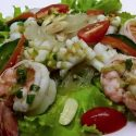 Sea Food Salad (Thai Style )