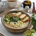 ၾကက္သားဆန္ျပဳတ္ Chicken Porridge