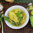 Spicy Thai Salad Dressing ႏွင့္ ၾကက္ေတာခ်က္