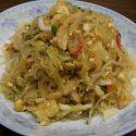 Vermicelli Salad Thai Syle,Ohnmar Kyi