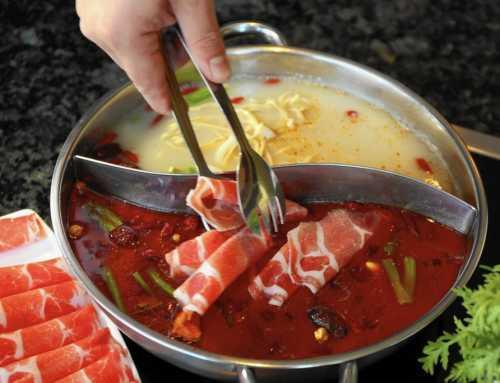 မိုးေအးေအးမွာ Hot Pot စားမယ္