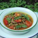 ဂ်ေလဘီ ပဲစံု ဟင္းရည္ (Jalaybe Mix Bean Soup)