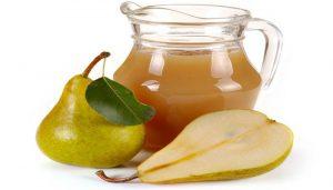 pears-juice