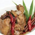 ဟင္းခတ္အေမႊးအႀကိဳင္ႏွင့္ ဘဲသားခ်ိဳစပ္ခ်က္ - (Mixed Spices Spicy Sweet Duck Curry)