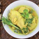 Thai Spicy Salad Dressing ႏွင့္ ၾကက္ေတာခ်က္