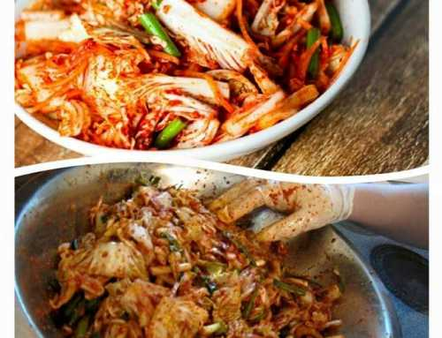 ကင္ခ်ီ (Kimchi)