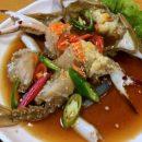 ကိုရီးယားစတိုင္ ဂဏန္းငံျပာရည္ (Korean Soy-Sauce Crab)