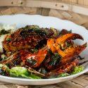 ဂဏန္းင႐ုပ္ေကာင္း (Black Pepper Crab)
