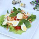 မီးရႈးမီးပန္း အသုပ္ Firecracker Salad