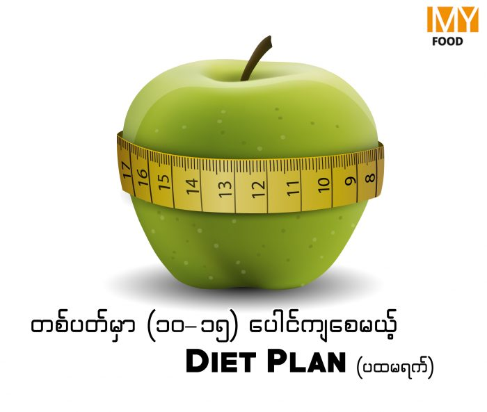 Diet Plan 1st Day