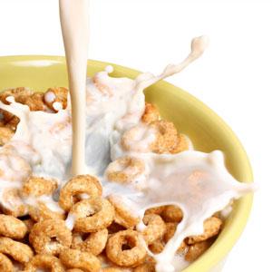 Milk-cereal