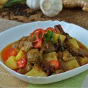 Mutton with Potato Stew