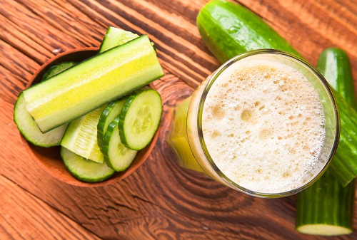 Vegetable-Juice-For-Weight-Loss-Cucumber-Juice