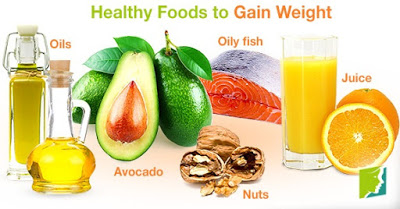 5-healthy-foods-to-gain-weight