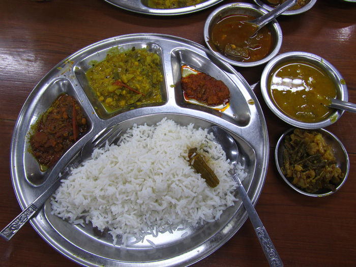 burmese-indian-thali-mixed-platter