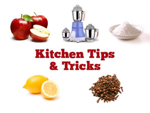 General Kitchen Tips