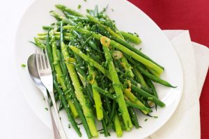 asparagus-with-garlic