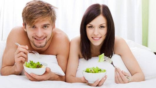 Five Foods to keep your good Sexlife