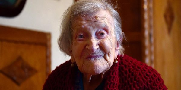 Italys Oldest Person Morano