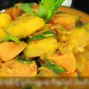 Coconut Pumpkin Stew