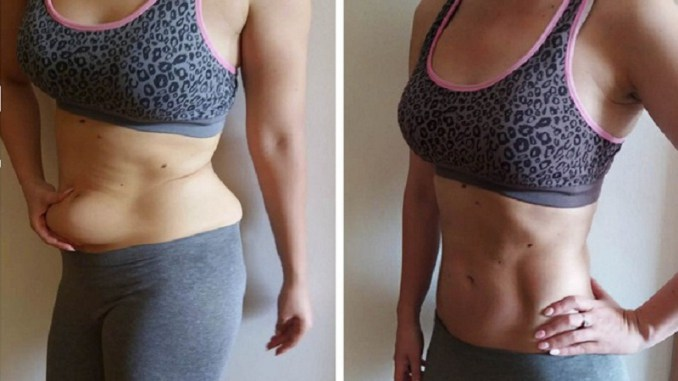 Lose Stomach Fat easily in 10 days with these 6 useful tips