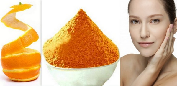 Orange Peel Homemade Skin Care