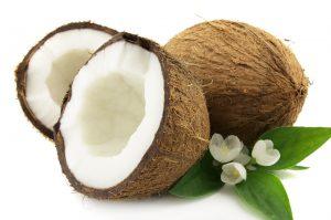 Coconut with jasmine