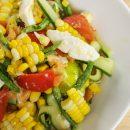 Thai Spicy Corn Salad