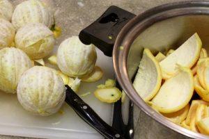 peeled-lemons