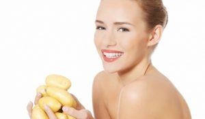 potato-skin-care