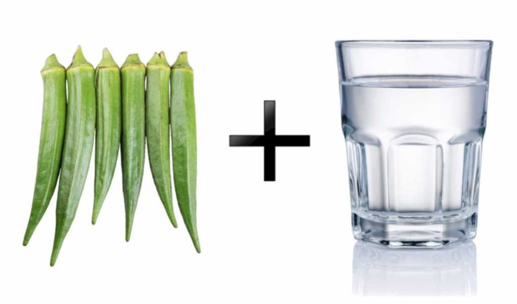 okra-water