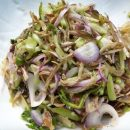 Marian and Dried Anchovy Salad