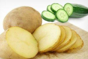 Use-Potato-With-Cucumber