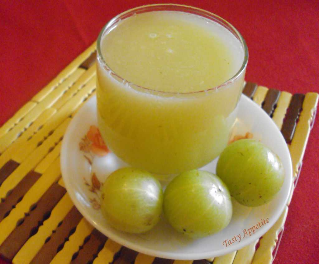 amla juice good good