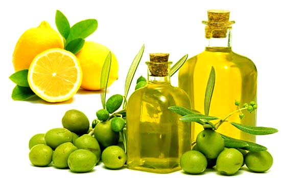 Lemon Juice Olive Oil For Itchy Scalp