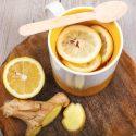 Ginger Lemon Headache