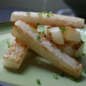 Sauteed-Daikon-Recipe
