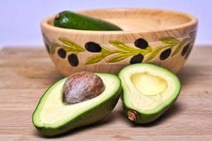Fats Cholesterol Monounsaturated Avocado Vitamin E