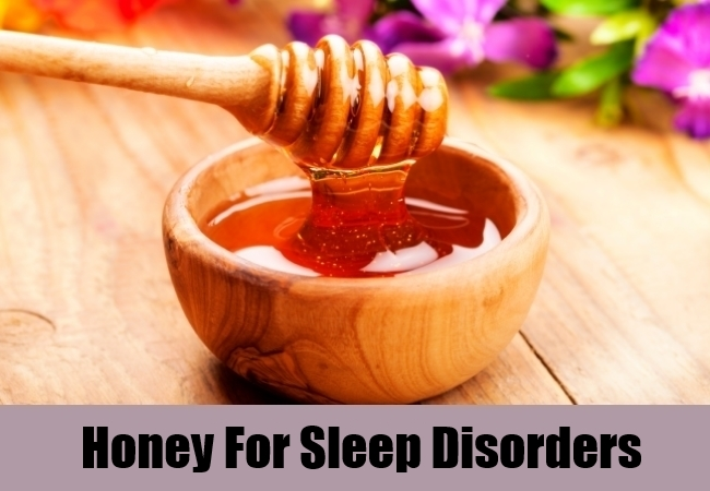 Honey-For-Sleep-Disorders