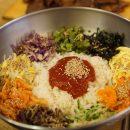 Bibimbap Gochujang with Roasted Beef အႏွစ္နဲ႔ ဟင္းခ်က္စားရေအာင္