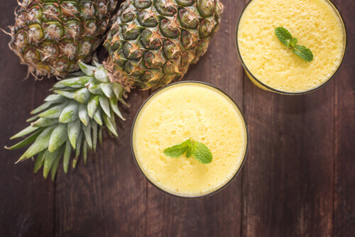 Pineapple-and-ginger