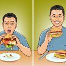 စားေသာက္ဆိုင္မွာ စားတဲ့အခါ စနစ္တက် ဘယ္လိုစားသင့္သလဲ