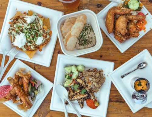 Foodie ေတြအတြက္ နတ္ဗိဗၼာန္ႀကီးတစ္ခုျဖစ္တဲ့ စင္ကာပူႏိုင္ငံရဲ႕ထူးထူးျခားျခား အစားအေသာက္ပြဲေတာ္ႀကီး (Singapore Food Festival 2018)