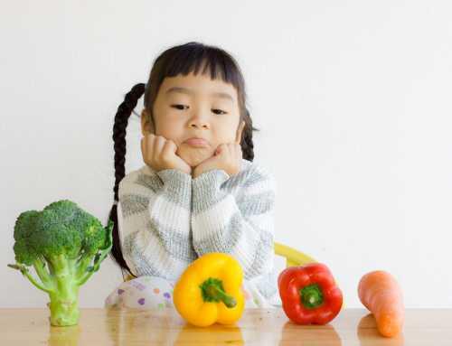 ေမေမတို႔ရဲ႕ သားသားမီးမီးေလးေတြဟာ အစားေရြးတတ္သူထဲမွာ ပါသလား