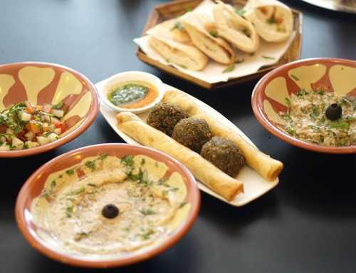 """ဆန္းသစ္တဲ့ Mediterranean အစားအေသာက္ေလးေတြကိုမွ စားခ်င္တဲ့သူေတြအတြက္ အေရာင္စံုခမ္းနားတဲ့ ေနရာထိုင္ခင္းေလးနဲ႔"""" Prime Grill """" စားေသာက္ဆိုင္ေလး"""