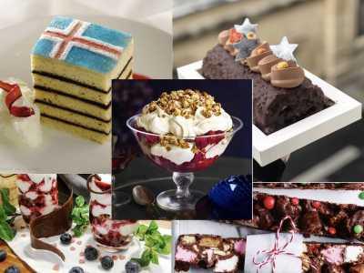 Christmas ညမွာ စားခဲ့ၾကတဲ့ တစ္ကမာၻလံုးမွာရွိတဲ့ Desserts ေတြ