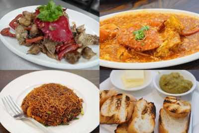 မသိဘူး စားမယ္ဆိုုတဲ့ Foodies ေလးတိုု႔အတြက္ Singapore မွာ ဘာေတြစားၾကမလဲ